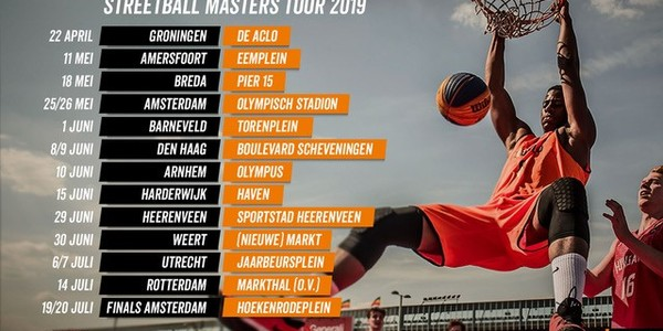 Streetball Masters Groningen