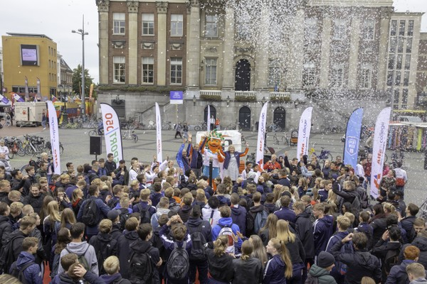 Datum Nationale Sportweek 2020 bekend!